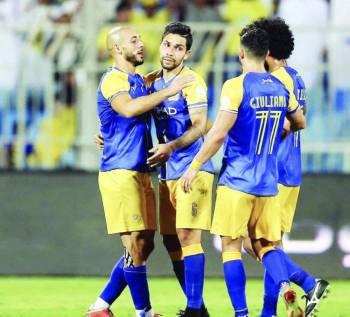 إدارة النصر أجلت الرد على خطاب الاتحاد السعودي حول عدد اللاعبين الأجانب.