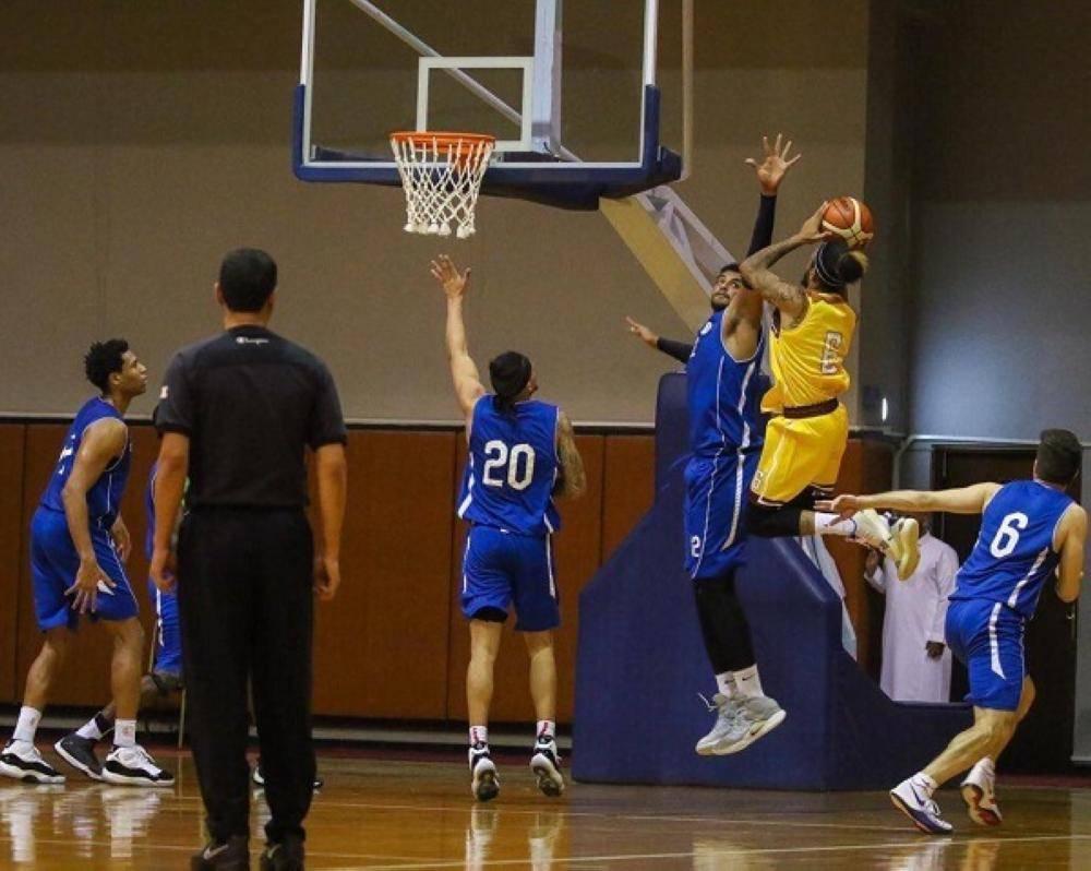 الفتح وأحد إلى نهائي كأس الهيئة العامة للرياضة لكرة السلة