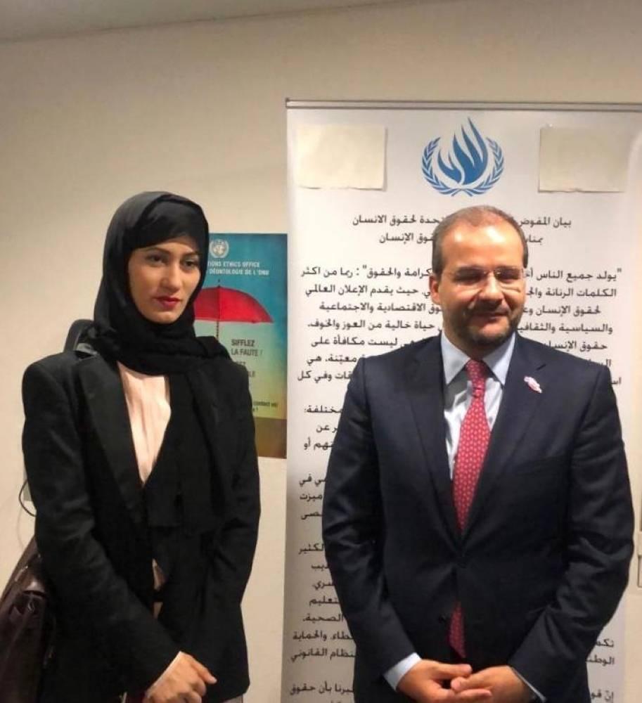 زوجة حفيد مؤسس قطر تفضح «الحمدين»: استدرجوه وسجنوه!