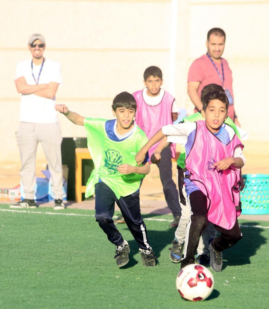 عودة دوري المدارس لتفريخ المواهب للكرة السعودية.