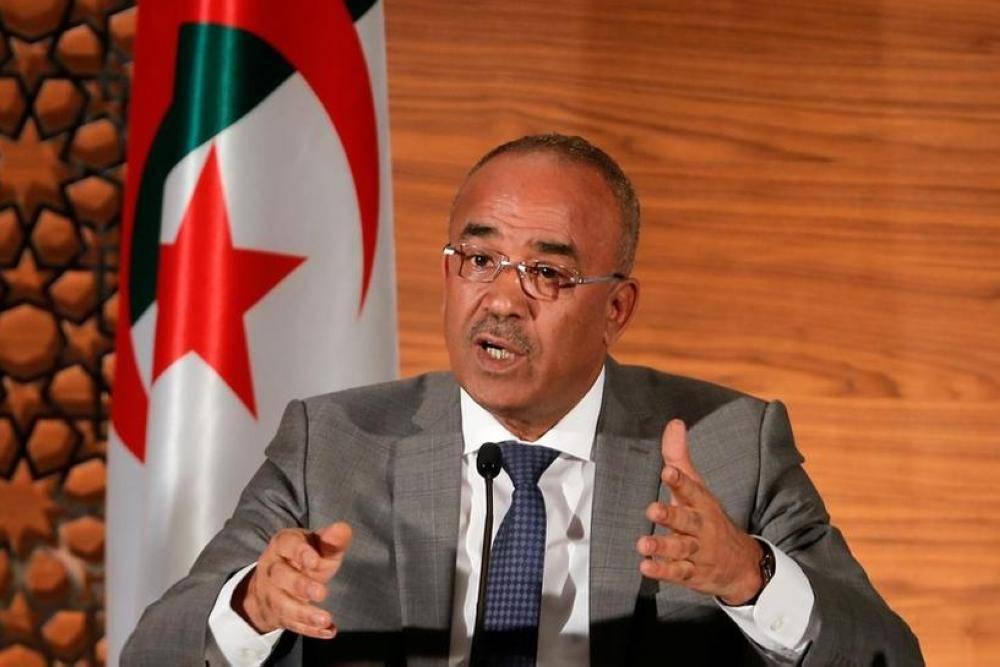 رئيس وزراء الجزائر: الانتهاء من تشكيل الحكومة الأسبوع القادم