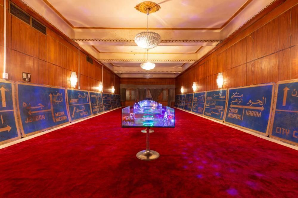 للمرة الأولى.. «القصر الأحمر» يشرع أبوابه للزائرين