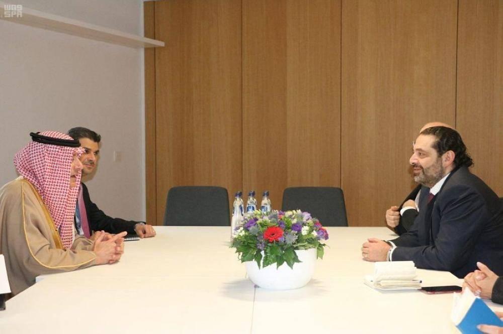 الجبير يبحث وحدة سورية والتعاون مع الاتحاد الأوروبي