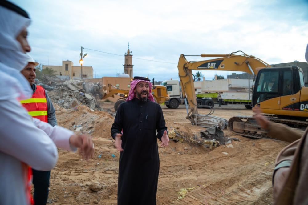«بلدية القريات»: فتح طريق الملك عبدالعزيز بعد أكثر من 40 عاماً