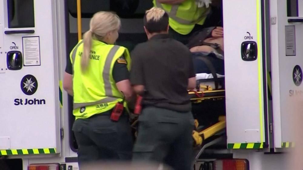 سقوط ضحايا في إطلاق رصاص بنيوزيلندا