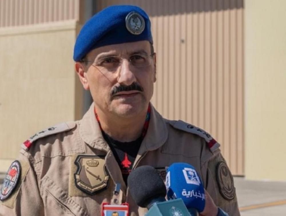 الأمير الفريق الركن تركي بن بندر بن عبدالعزيز