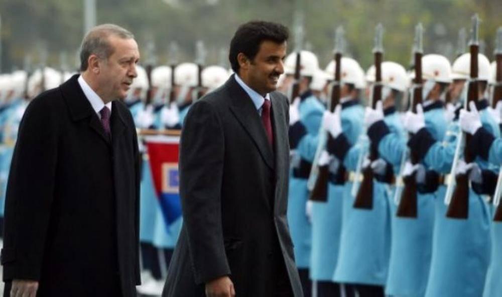 خضوع جديد لـ«الحمدين».. صفقة أسلحة مليارية لإنقاذ أردوغان