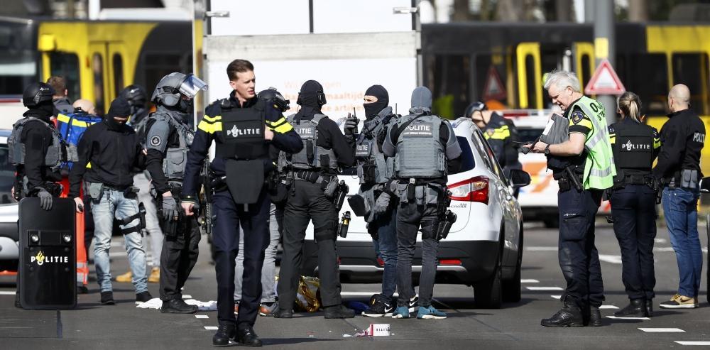 هولندا: ارتفاع قتلى إطلاق نار في أوتريخت.. والعمل إرهابي