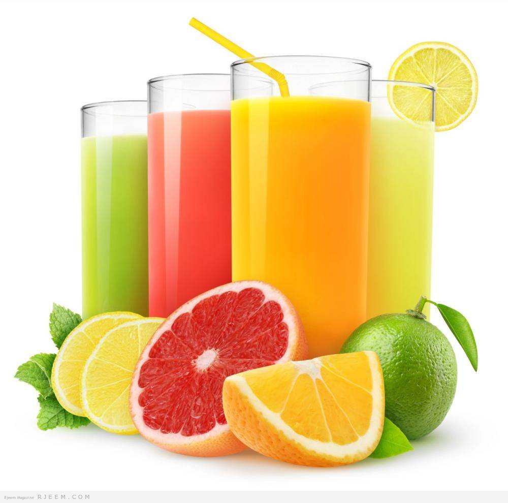 كوب عصير.. يقيك أمراض القلب والأوعية الدموية