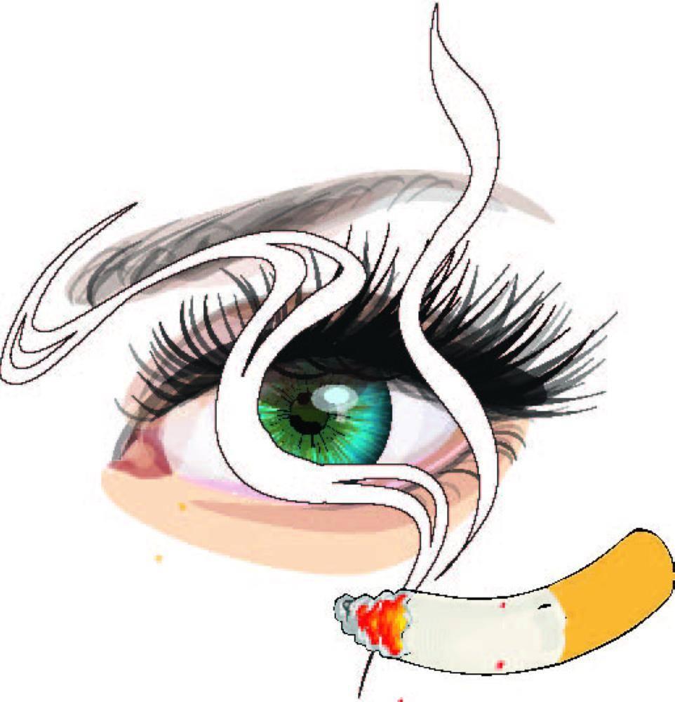صدمة: التدخين يصيب بعمى الألوان