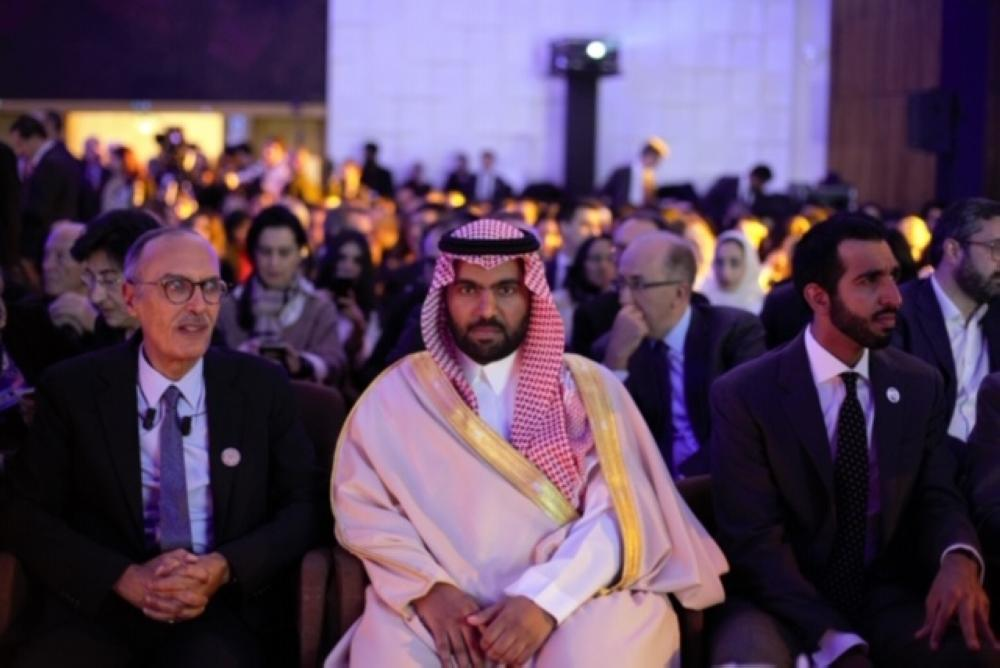الأميران بدر بن عبدالمحسن وبدر بن فرحان
