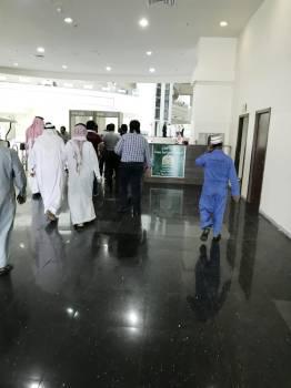 مقر المحكمة الجزائية في جدة. (عكاظ)