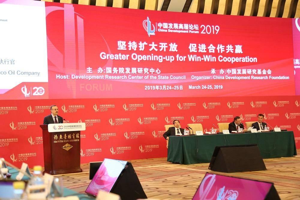 أرامكو: مستعدون لتوريد الطاقة الموثوقة وطويلة الأمد للصين