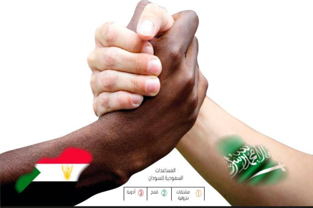 السودان في قلب سلمان.. قولا وفعلا
