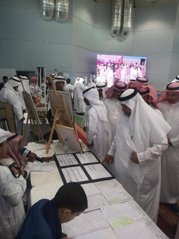 الثقفي يرعى حفل تكريم «المهارات الطلابية» بمدارس شرق جدة
