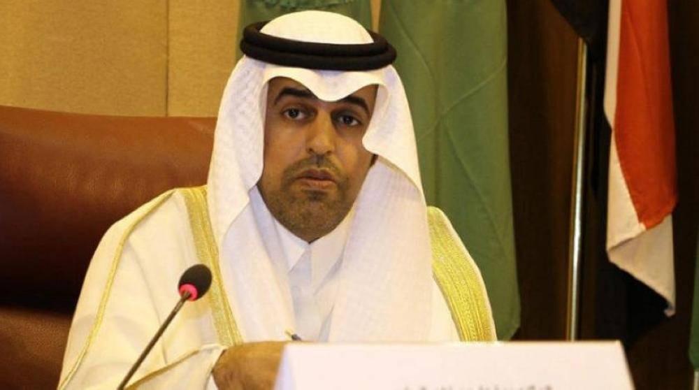 السلمي يجتمع مع الأمين العام لجامعة الدول العربية في القاهرة