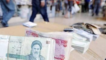 العملة الإيرانية واصلت هبوطها لمستويات قياسية.