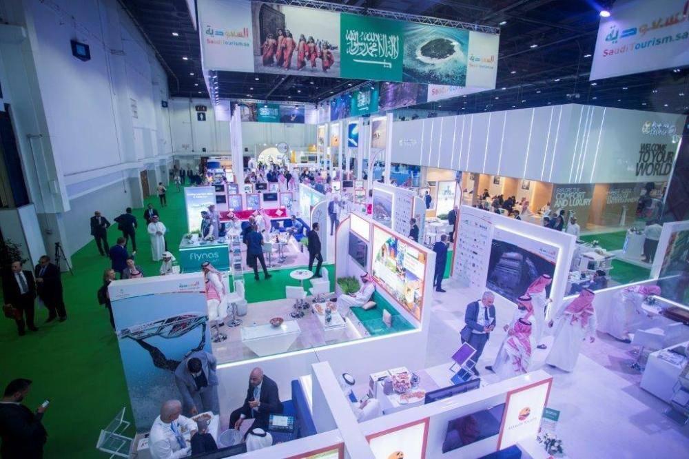 المملكة تشارك في معرض سوق السفر العربي بدبي 2019
