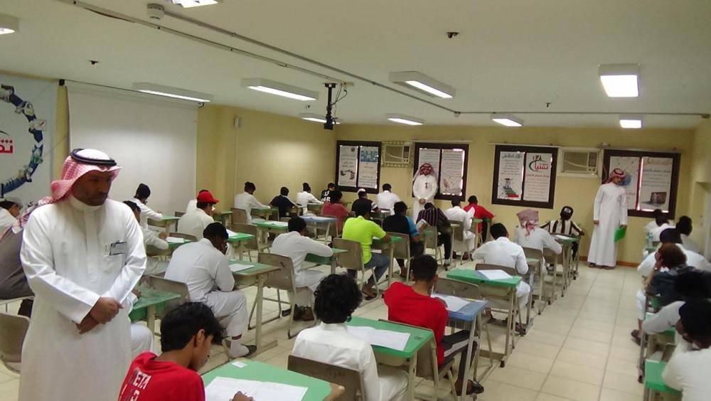 20 ألف طالب يؤدون الاختبارات النهائية بمدارس تعليم «شرق الدمام»