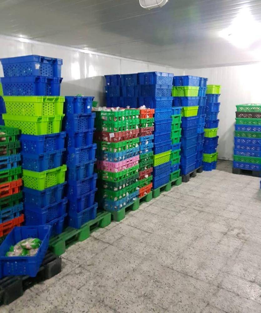 «أمانة جدة» تضبط 4 آلاف دجاجة مجهولة المصدر