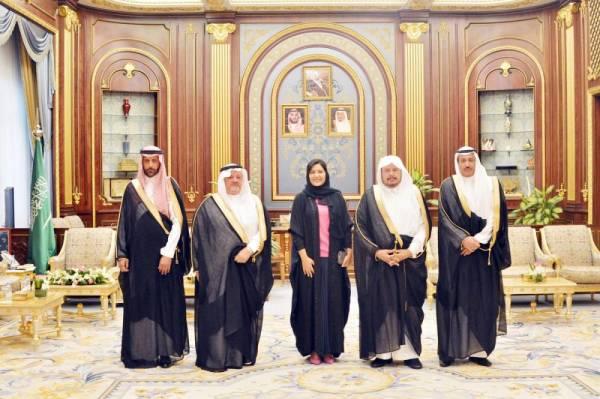 ريما بنت بندر: فخورة أن 20% من أعضاء «الشورى» سيدات
