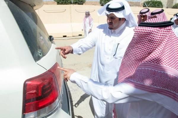 نائب أمير الرياض: السعودية عصية على أفكار التطرف الضالة