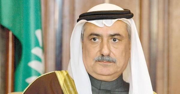 العساف: المملكة تدعم فرض عقوبات على بترول إيران