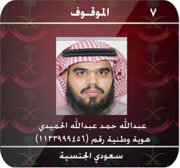 عبدالله حمد الحميدي