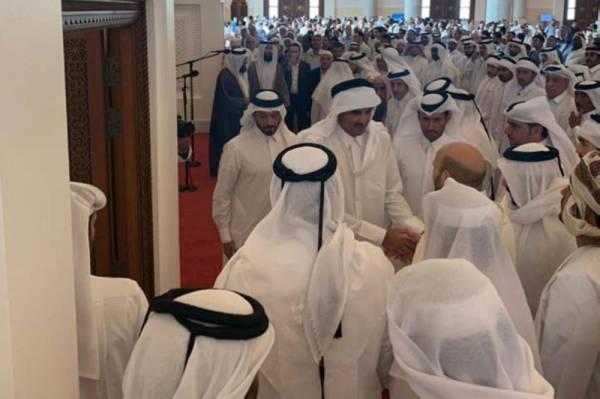 مأتم في الدوحة.. «الحمدين» يتباكون على رحيل الإرهابي عباسي مدني