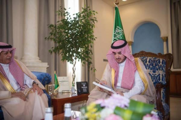 أمير الجوف يستقبل الحمدان.. ويؤكد الحاجة لفرع لمعهد الإدارة
