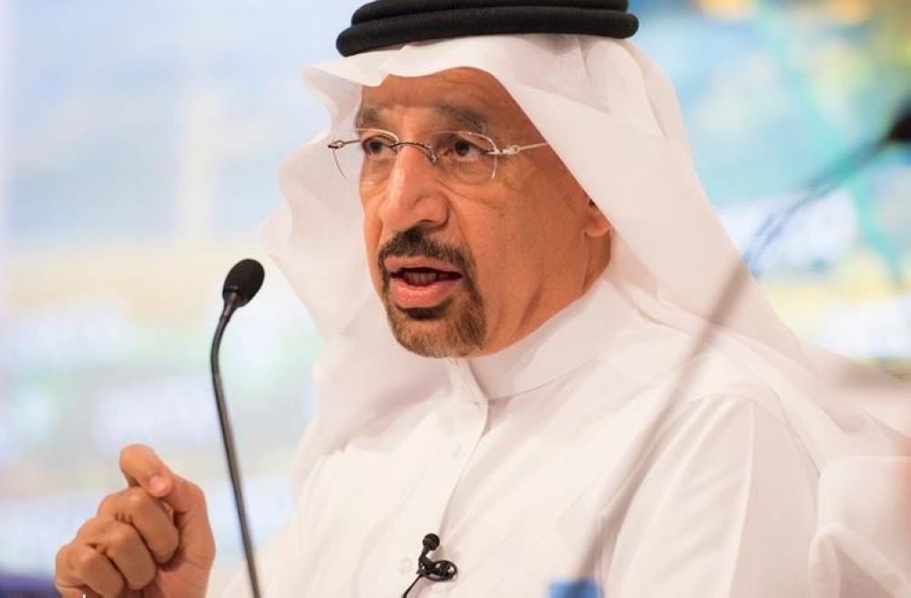 الفالح يشجب الاعتداء على ناقلتين سعوديتين: تهديدٌ لحرية الملاحة البحرية وأمن الإمدادات النفطية