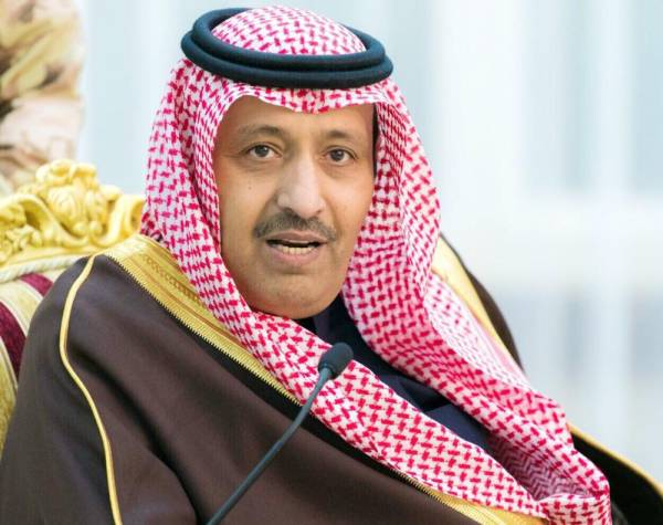 حسام بن سعود يستعرض برامج المكتب التعاوني - أخبار السعودية | صحيفة ...