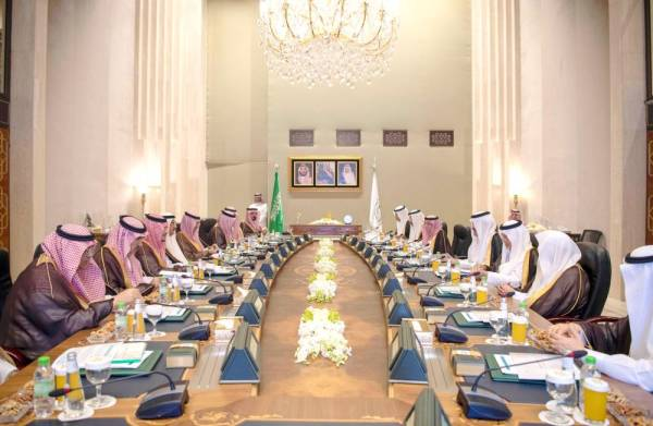 لجنة الحج العليا ترفع توصياتها لخادم الحرمين
