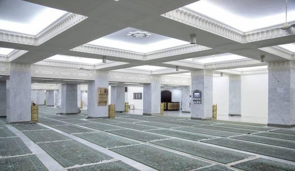 منع الاعتكاف في التوسعة الشمالية للمسجد الحرام.. وتخصيصها للصلاة