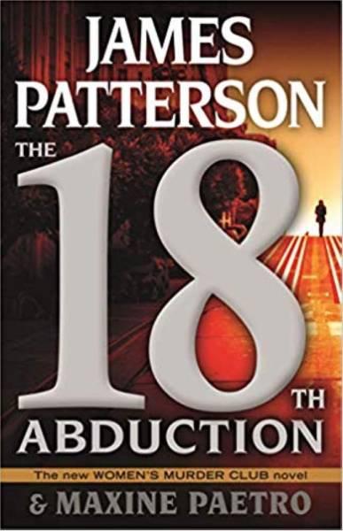 رواية «18 مختطفة» الأعلى مبيعا في قائمة «نيويورك تايمز»