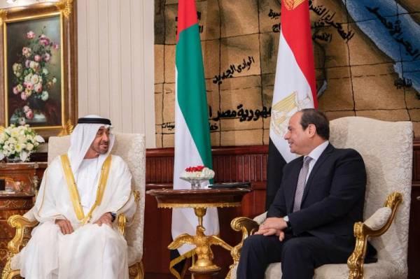 السيسي: نتضامن مع السعودية والإمارات.. وموقفنا ثابت تجاه أمن منطقة الخليج