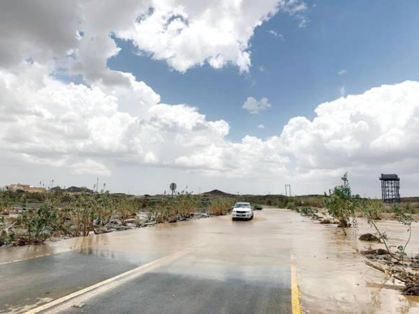 احتجازات طريق الجعبة امتدت طيلة مساء البارحة.