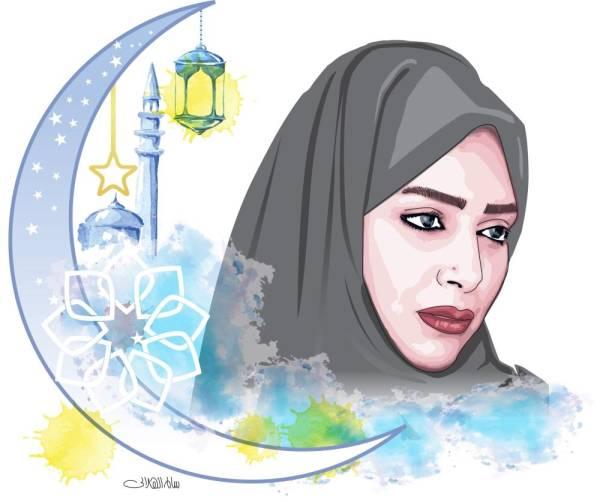 رحاب أبو زيد: القلب يعشق كل جميل.. ولم أنسَ «لحوح» الطائف المهيَّل