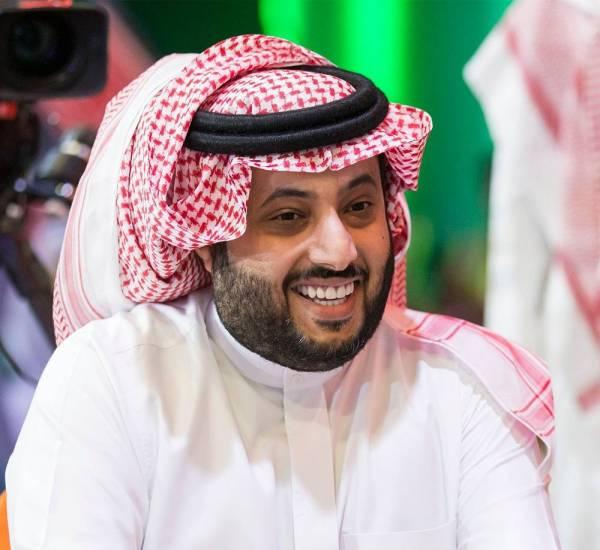 تركـي آل الشيخ
