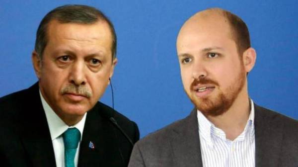 بلال وأردوغان