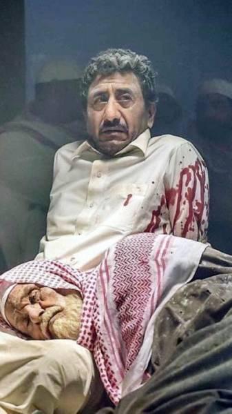 مشهد وفاة أبو يعيش.