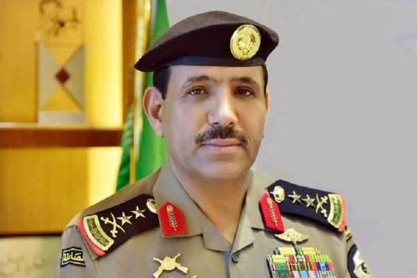 مدير الأمن العام الفريق أول ركن خالد بن قرار الحربي