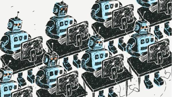 «تويتر» يتطهر من «روبوتات الويب».. و«خلايا عزمي» تلطم!