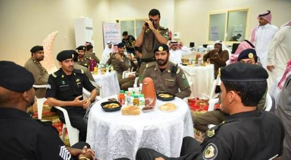 رجال الأمن ببلجرشي