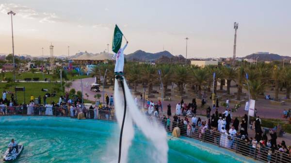أكثر من 3 ملايين زائر لفعاليات «موسم العيد» في أول ثلاثة أيام
