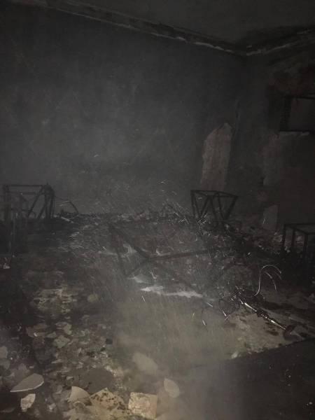 «المدني» ينفي تأخره عن مباشرة حريق شقة «ريماس منصور»