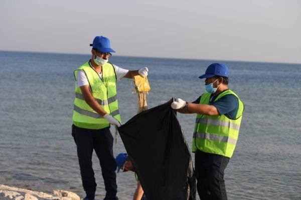 «أمانة الشرقية» تطلق المرحلة الثالثة لحملة تنظيف الشواطئ