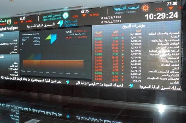 مؤشر الأسهم السعودية يغلق مرتفعاً عند 8989.72 نقطة 1269095.jpg