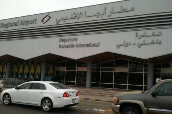 «تحالف دعم الشرعية في اليمن»: عمل إرهابي يستهدف مطار أبها الدولي
