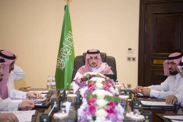 «أمير الجوف» يرأس اجتماع اللجنة التنفيذية للإسكان التنموي